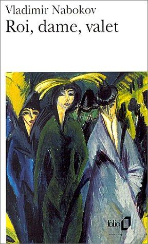 9782070367023: Roi Dame Valet (Folio) (French Edition)