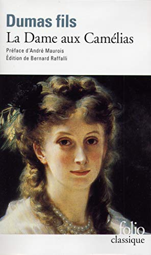 9782070367047: Dame Aux Camelias (Folio) (French Edition)