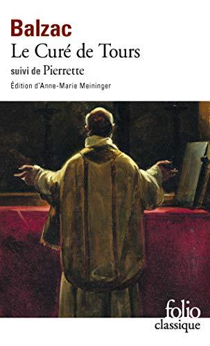 9782070367177: Cure de Tours Pierrett (Folio (Gallimard)) (French Edition)