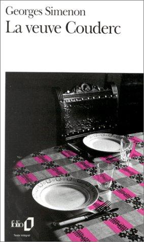 9782070367337: La Veuve Couderc (Collection Folio) (French Edition)