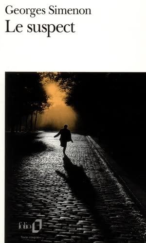 9782070367351: Le Suspect (Folio)