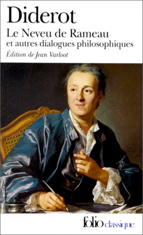 Neveu de Rameau (Folio) (French Edition) (9782070367610) by Diderot, Denis; Varloot, Jean