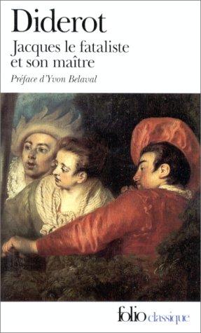Jacques Le Fataliste (Folio Series, No 763): Diderot, Denis