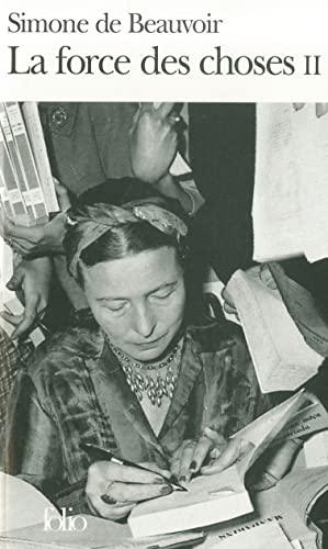 La Force Des Choses II (French Edition): Beauvoir, Simone de