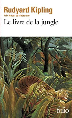 Livre de La Jungle (Folio) (Spanish Edition): Kipling, Rudyard