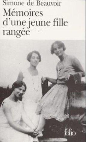 9782070367863: Memoires D'une Jeune Fille Rangee (Folio Ser.: No.786) (French Edition)