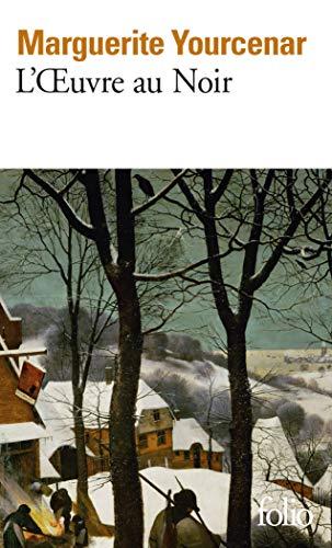 9782070367986: L'oeuvre au noir (Folio)