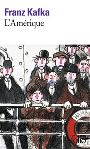 L'Amérique (Folio): Kafka, Franz