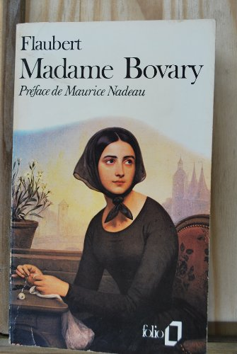 9782070368044: Madame Bovary (Garnier-Flammarion) (French Edition)
