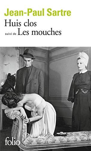 Huis Clos, suivi de Les Mouches (Folio): Jean-Paul Sartre