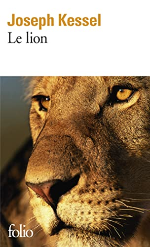 9782070368082: Le Lion (Folio Series, No. 808) (French Edition)