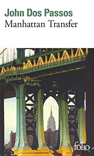 9782070368259: Manhattan transfer