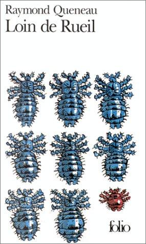 9782070368495: Loin de Rueil Queneau (Collection Folio)