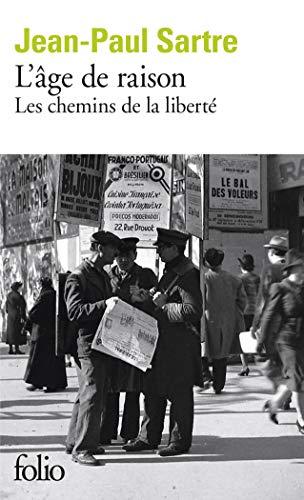 9782070368709: Lage De Raison Chemins De La Liberte 1 (Folio) (French Edition)