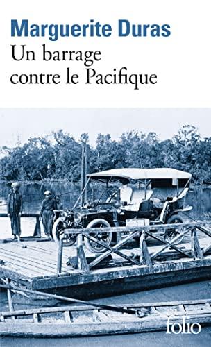 9782070368822: Un barrage contre le Pacifique