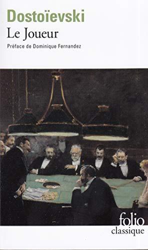 Le Joueur (Folio): Dostoïevski,Fédor
