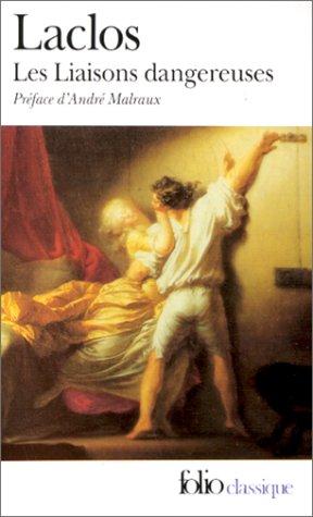 Les Liaisons Dangereuses (Folio) (French Edition): Choderlos de Laclos