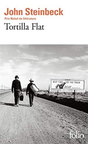 9782070368976: Tortilla Flat (Folio) (French Edition)