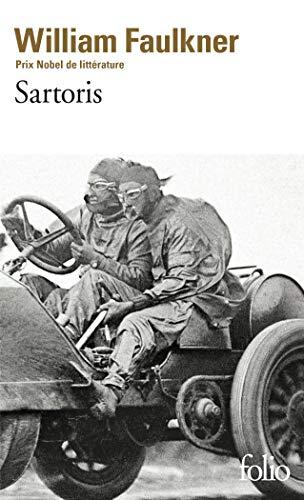 9782070369201: Sartoris (Folio) (English and French Edition)