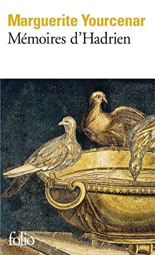 9782070369218: YOURCENAR MEMOIRES D'HADRIEN: Carnets De Notes De Memoires D'Hadrien