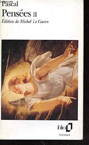 Pensees 2: 002 (Folio): Pascal