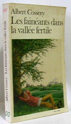 9782070369492: Les faineants dans la vallee fertile (Folio)