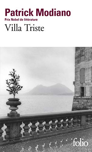 Villa Triste (Folio) (French Edition) (2070369536) by Patrick Modiano; Gallimard Folio edition