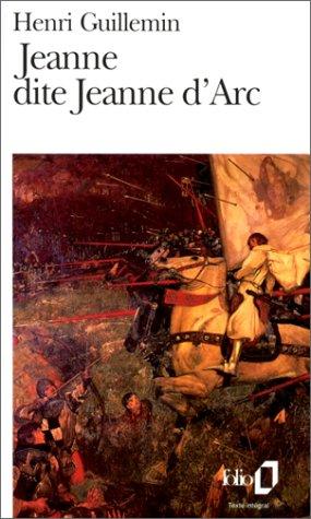 9782070369836: Jeanne dite Jeanne d'Arc