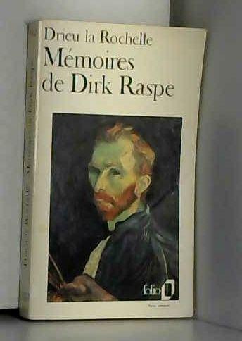 9782070370429: Memoires De Dirk Raspe (French Edition)