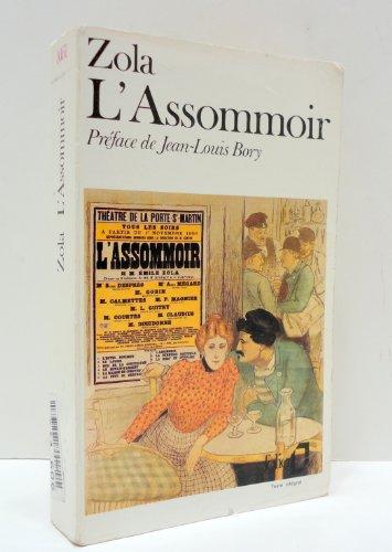 L'Assommoir (Folio) (French Edition): Zola, Emile