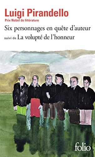 Six Person En Volupte (Folio) (English and French Edition) (9782070370634) by Professor Luigi Pirandello