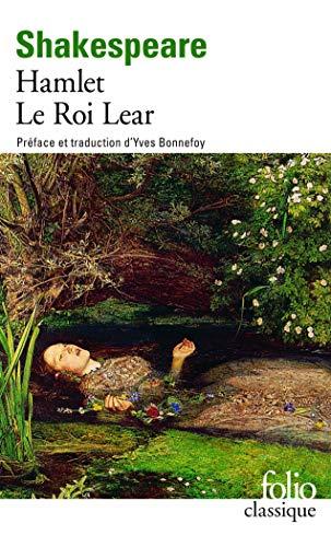 9782070370696: Hamlet Le Roi Lear (Folio (Gallimard)) (English and French Edition)