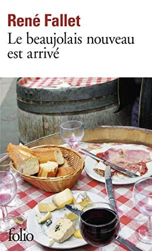 9782070370924: Beaujolais Nouveau Est (Folio) (English and French Edition)