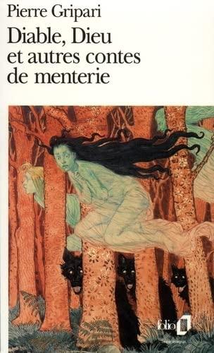 9782070371907: Diable, Dieu et autres contes de menterie