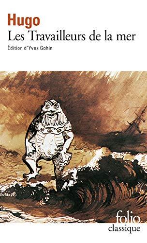 Les Travailleurs De LA Mer (Folio): Victor Hugo