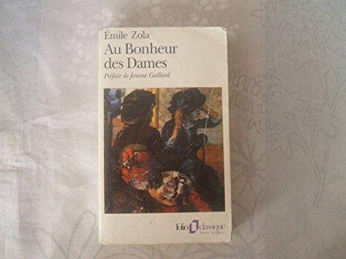 9782070372423: Au Bonheur Des Dames (Folio)