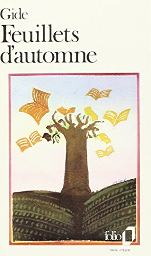 9782070372454: Feuillets D Automne (Folio) (English and French Edition)