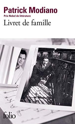 9782070372935: Livret de Famille (Folio) (French Edition)