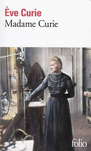9782070373369: Madame Curie (Folio)