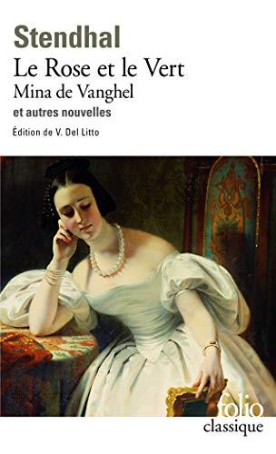 9782070373819: Rose Et Le Vert (Folio (Gallimard)) (French Edition)