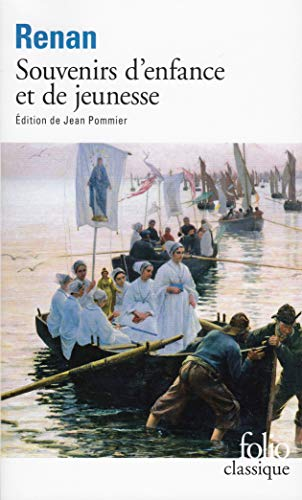 Souvenirs Denfance Et De Jeunesse (Folio (Gallimard)) (English and French Edition) (9782070374533) by Ernest Renan