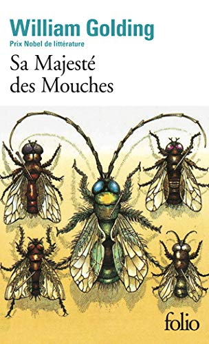 9782070374809: Sa Majeste Des Mouches (Folio) (English and French Edition)