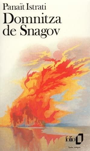 9782070374946: Domnitza de Snagov (Folio) (French Edition)