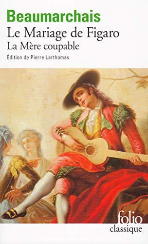 9782070375271: Mariage de Figaro Mere (Folio)