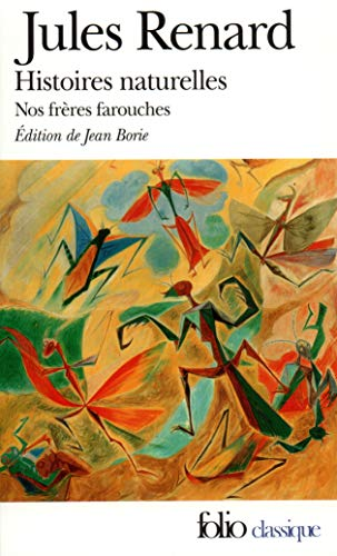 9782070375752: Histoires Natur Nos Fr (Folio (Gallimard)) (English and French Edition)