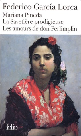 9782070375899: Mariana Pineda (Folio) (English and French Edition)