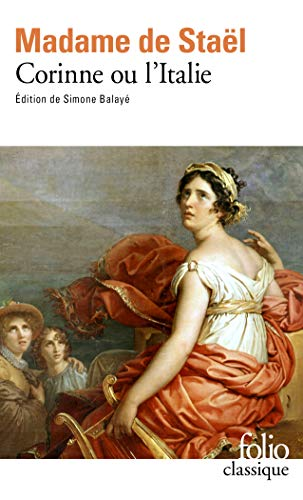9782070376322: Corinne Ou l'Italie (French Edition)