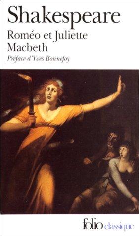 9782070376766: Rom�o et Juliette / Macbeth