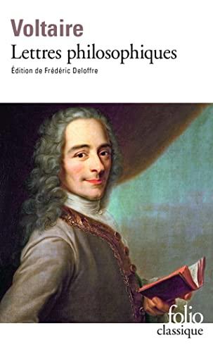 9782070377039: Lettres philosophiques