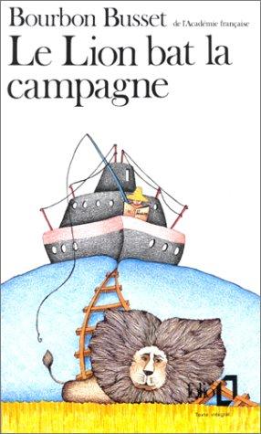 9782070377121: Lion Bat La Campagne (Folio) (English and French Edition)